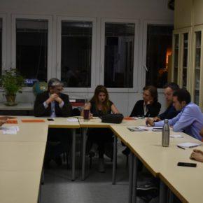 Asamblea General Ordinaria de la Agrupación Cs Colmenar Viejo