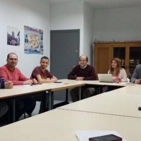 Primera Asamblea del año de la Agrupación de Cs Colmenar Viejo