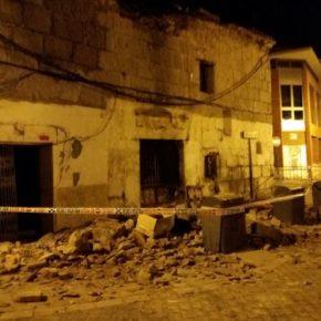 Ciudadanos Colmenar Viejo lamenta el derrumbe parcial de la Casa de La Harina y exige explicaciones al gobierno municipal